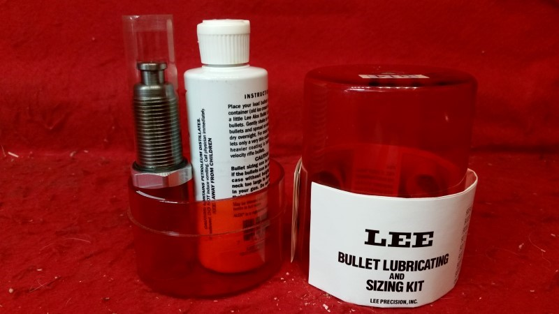 Lee Precision .314 Bullet Lubricating and Sizing Kit