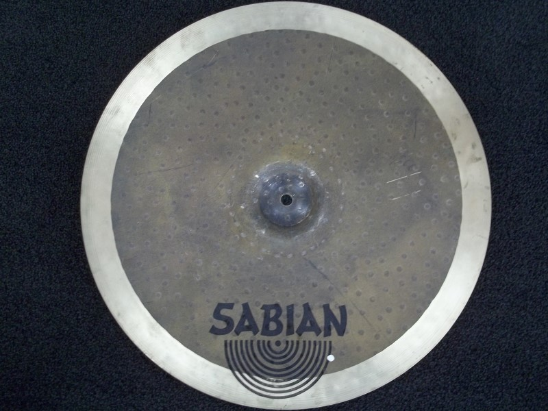 "SABIAN CUSTOM DUO 18/45  18"" RIDE"