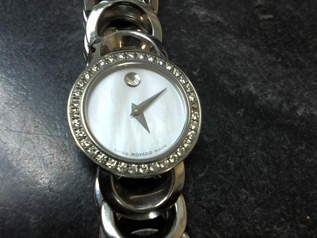 MOVADO Lady's Wristwatch 84.A1.1824