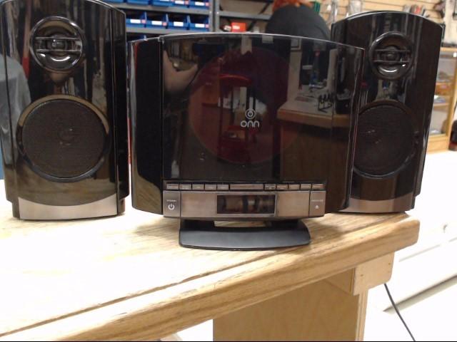 ONN COMPACT CD Player ONA-12AV024