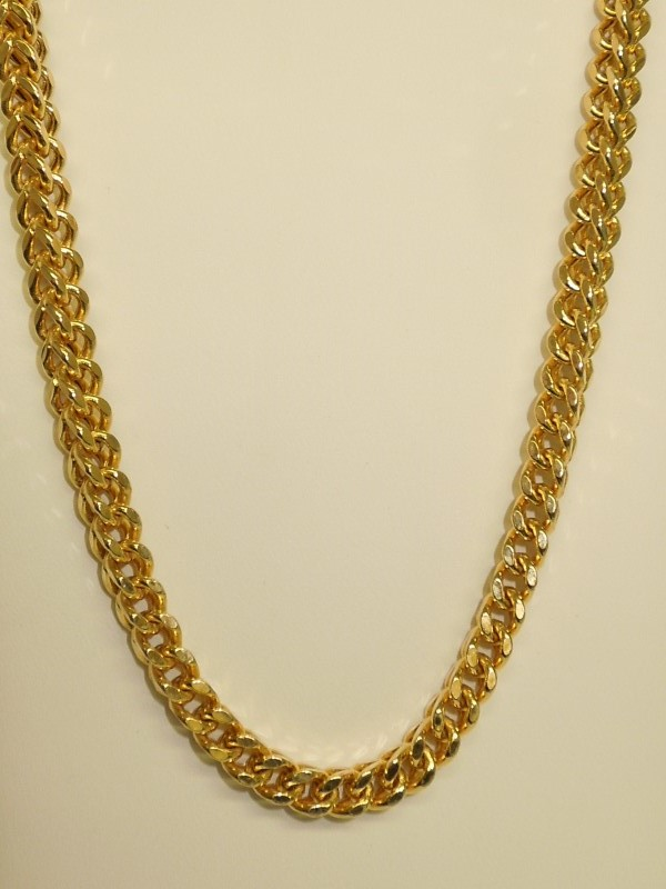 Gold Fashion Chain 10K Yellow Gold 49.4g