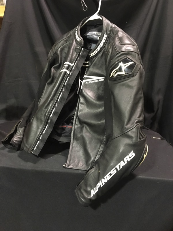 MotoGP Alpine Star Motorcycle Jacket