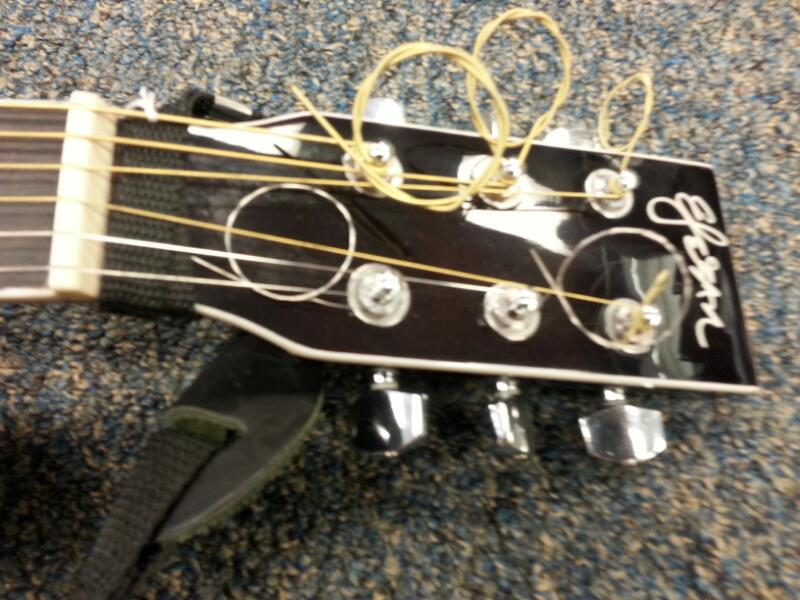 L@@K!!! AMERICAN LEGACY Electric-Acoustic Guitar AL-100