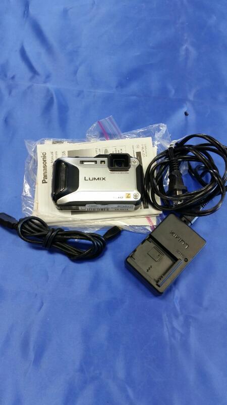 PANASONIC Digital Camera DMC-TS5
