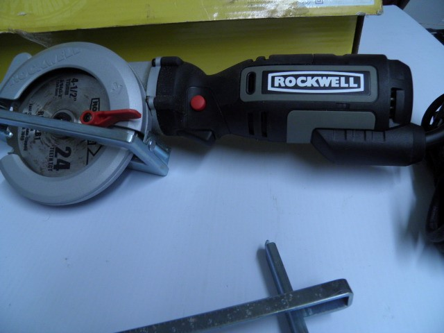 ROCKWELL Circular Saw RK3441K