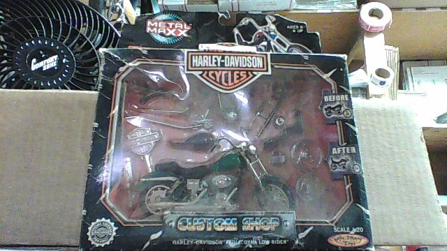 SPINMASTER Toy Vehicle HARLEY