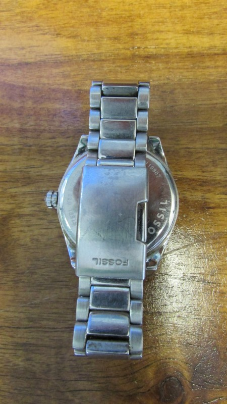 FOSSIL Lady's Wristwatch ES-2128