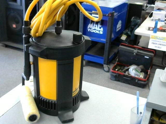 WAGNER Airless Sprayer POWER ROLLER HOME INTERIOR PAINTING SYSTEM
