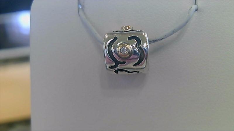 Pandora Silver Charm 925 Silver 3.1g