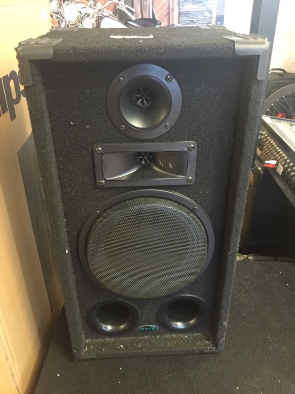 KLH Monitor/Speakers RAVE CB8
