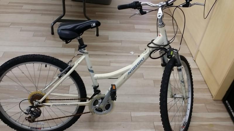 """NISHIKI TAMARACK MOUNTAIN BICYCLE 26"""""""