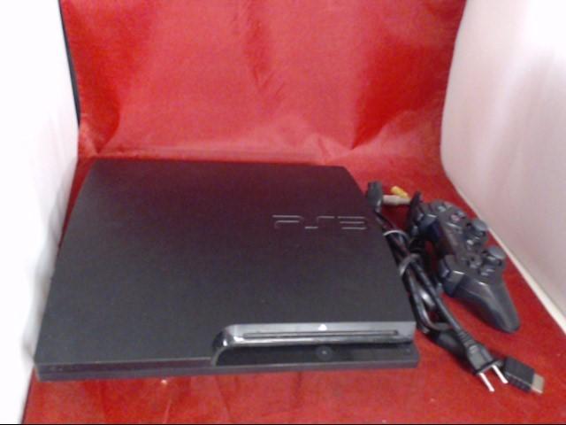 SONY  PLAYSTATION 3 - SYSTEM - 160GB - CECH-3001A