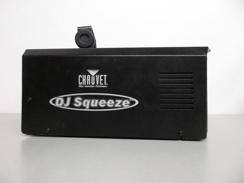 CHAUVET DMX-100SQ DJ SQUEEZE LIGHT