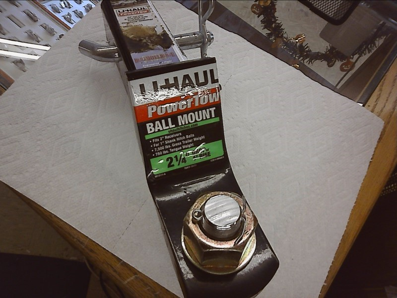 UHAUL Shop Equipment TOW HITCH