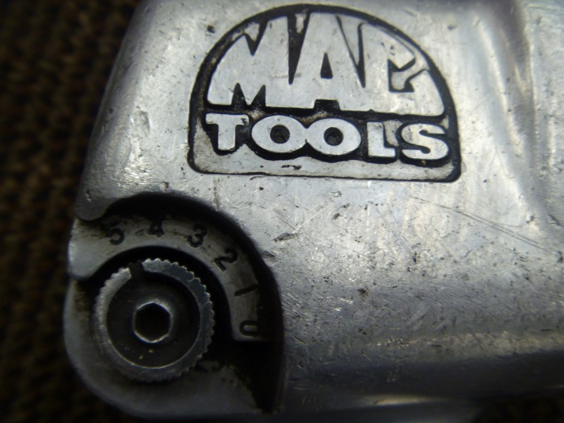 "MAC TOOLS AW4400 1/2"" DRIVE AIR IMPACT WRENCH"