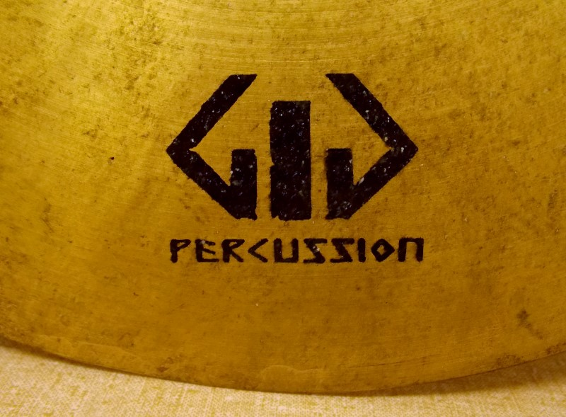 "GIG PERCUSSION 14"" CYMBAL"