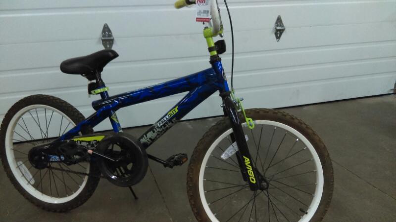 "DYNACRAFT Children's Bicycle MONSTER HIGH 16"" BIKE"