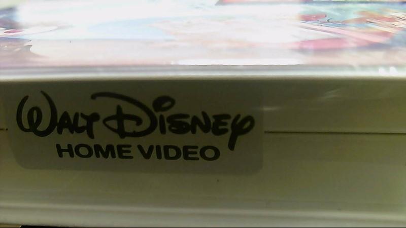 Factory Sealed Disney VHS Cinderella