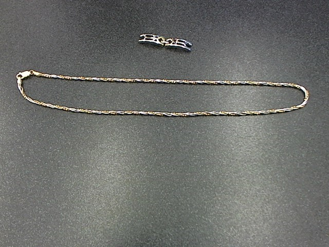 Gold Chain 14K Yellow Gold 7.4g