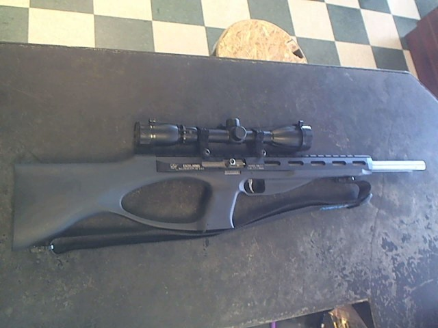 EXCEL ARMS Rifle MR-5.7