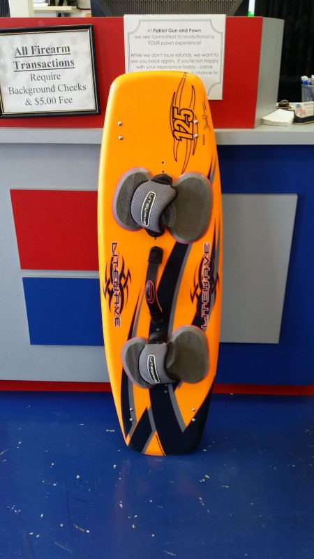 LITE WAVE KITEBOARD 125