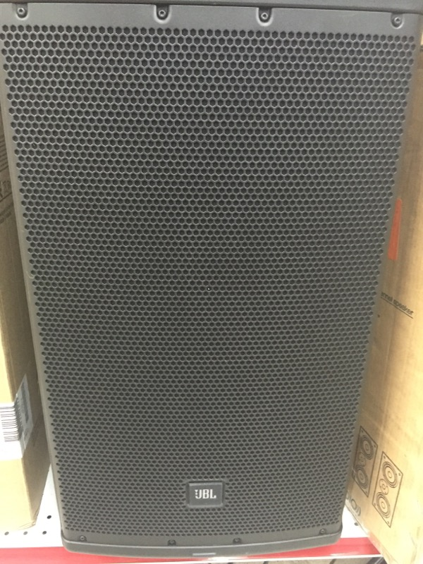 JBL EON_612 SPEAKERS JBL PRO  NO POWER CORD BLK