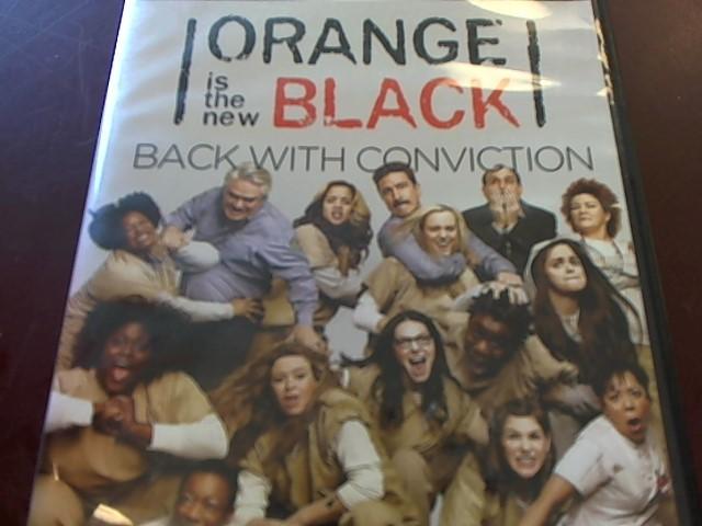 ORANGE IS THE NEW BLACK SEASON 2 DVD SET