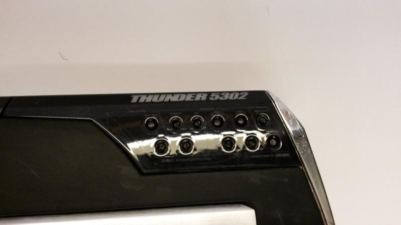 MTX AUDIO Car Amplifier THUNDER 5302