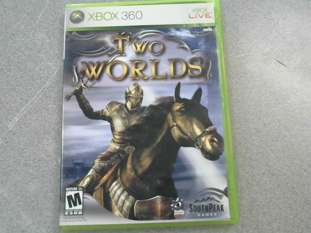 MICROSOFT Microsoft XBOX 360 Game TWO WORLDS XBOX 360
