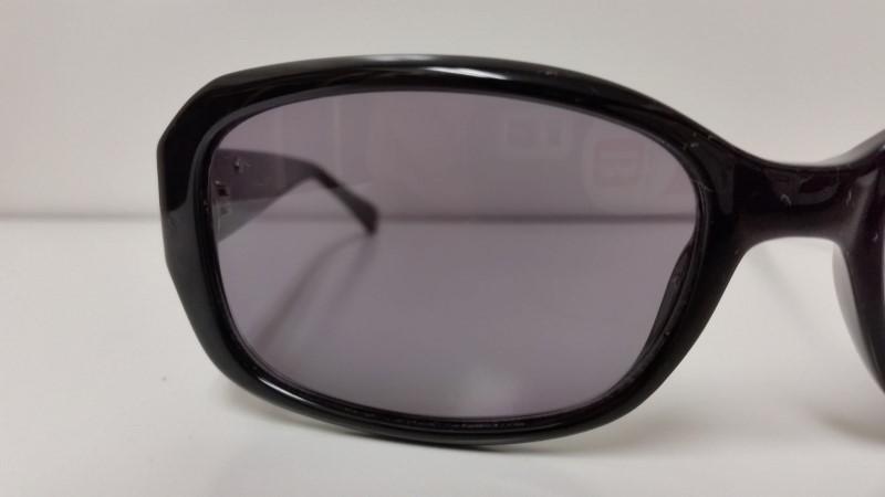 Guess GU7203 Black Frames & Purple Lenses Classic Women's Sunglasses