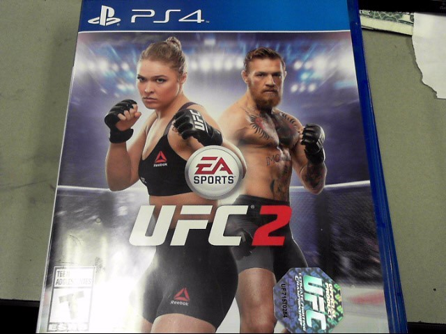 SONY Sony PlayStation 4 Game UFC 2 - PS4