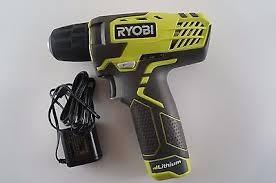 RYOBI Cordless Drill HP108L DRILL