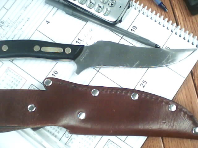 SCHRADE Hunting Knife 150T