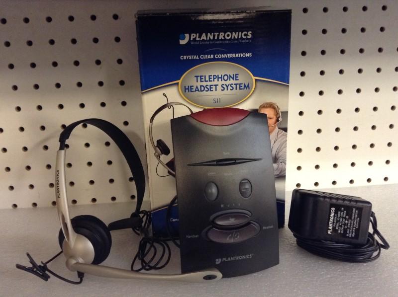 PLANTRONICS Fascinator/Headpiece S11