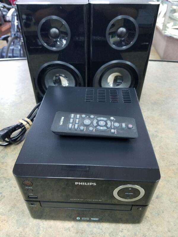 PHILIPS CD Player & Recorder BTM2180