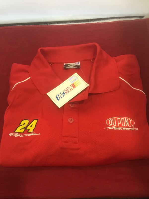 NASCAR Sports Memorabilia DALE EARNHARDT JR #8 T-SHIRT