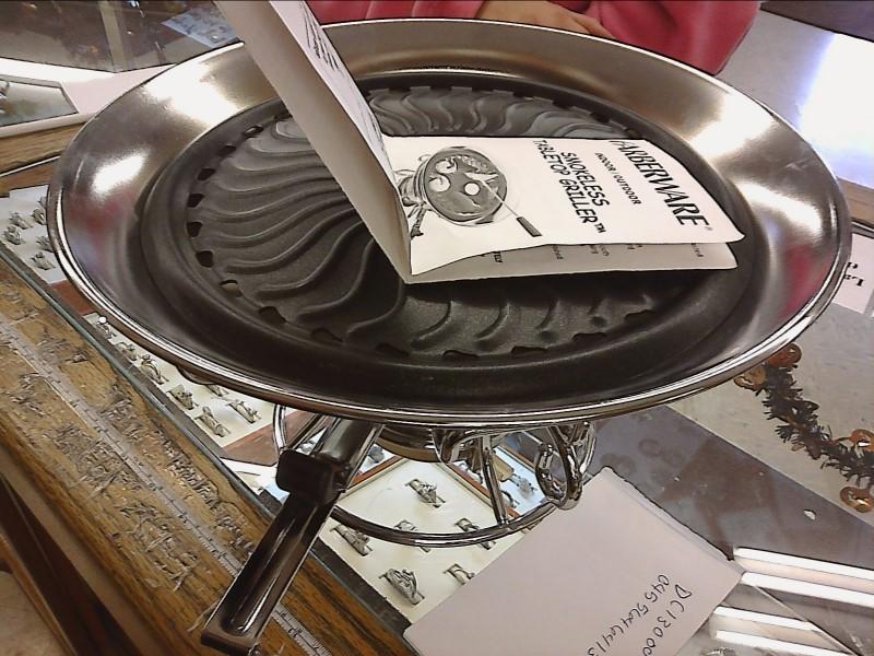 FARBERWARE Grill SMOKLESS TABLETOP GRILLER SMOKLESS TABLETOP GRILL