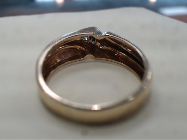 Gent's Gold Ring 14K Yellow Gold 4.7G