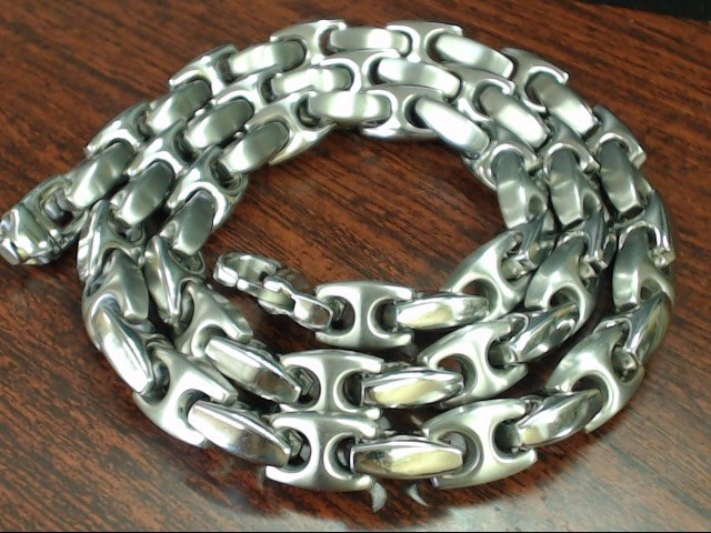 """24"""" Necklace Stainless 172g"""