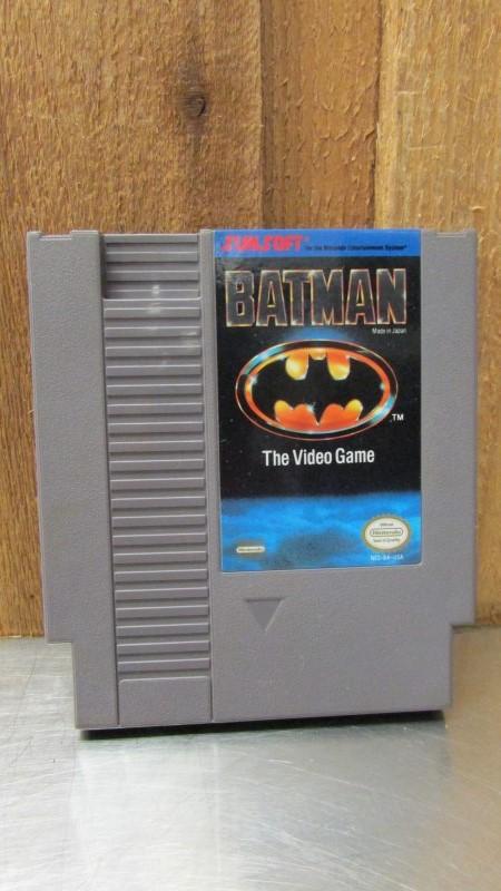 NINTENDO Nintendo NES Game BATMAN NES