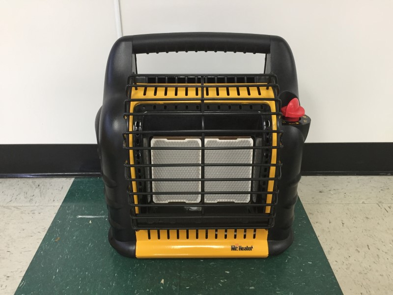 MR HEATER HEATERS MH18B