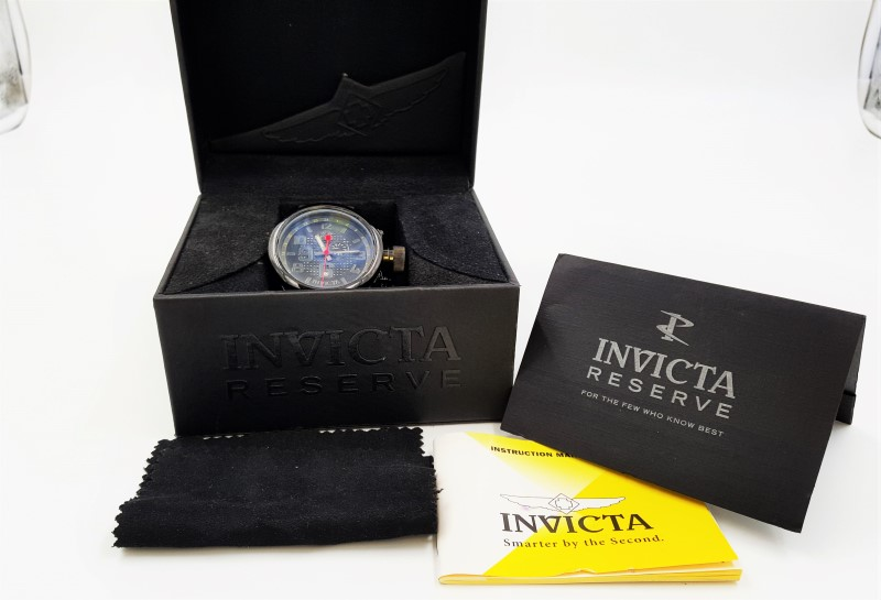 INVICTA Men's 5845 Russian Diver Collection Watch (AS-IS)