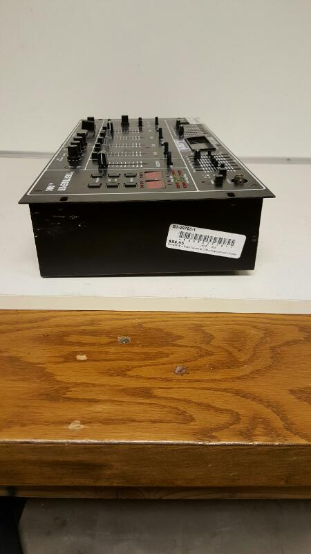 Numark DM1235 Mixing board beatkeeper