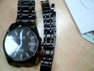 CITIZEN Gent's Wristwatch SAPPHIRE WR100
