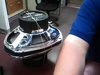 HIFONICS Car Audio ZXI 693