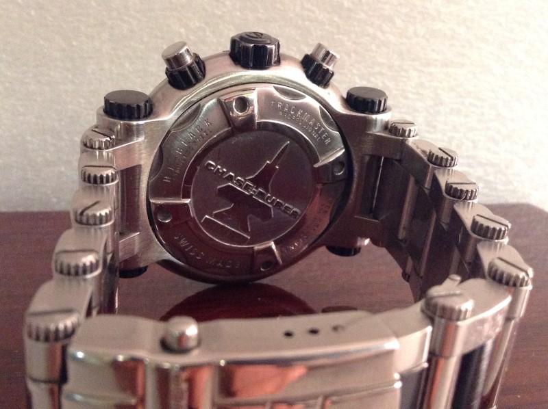 CHASE DURER Gent's Wristwatch TRACKMASTER