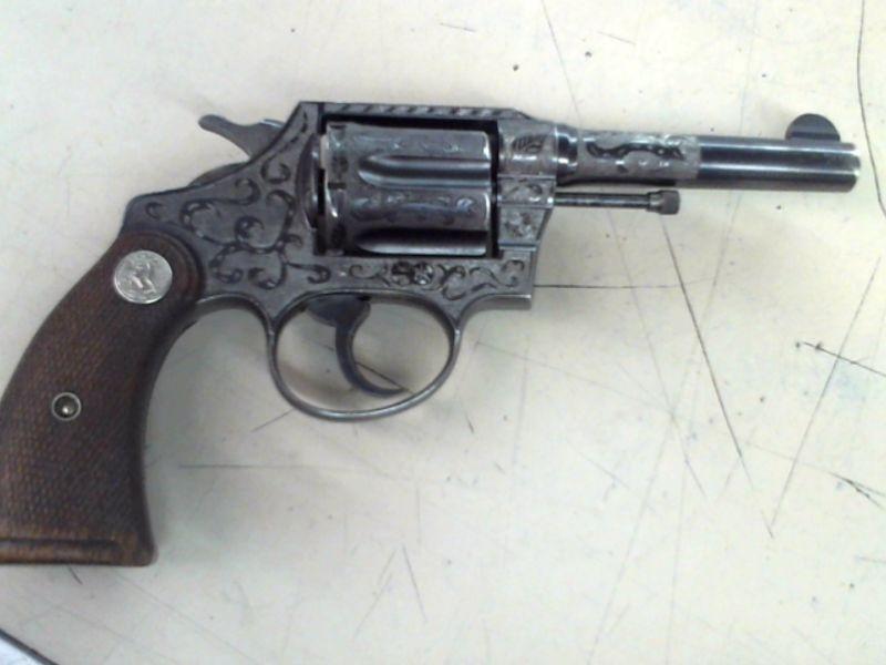 COLT Revolver POLICE POSITIVE SPECIAL