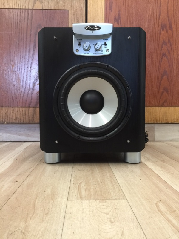 MIRAGE AUDIO SYSTEMS Speakers/Subwoofer OMNI-S8