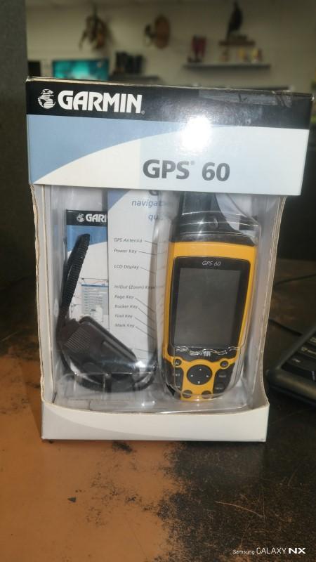 GARMIN GPS Accessory GPS60