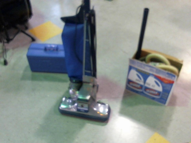 KIRBY Vacuum Cleaner TRADITION 3CB (BLUE)